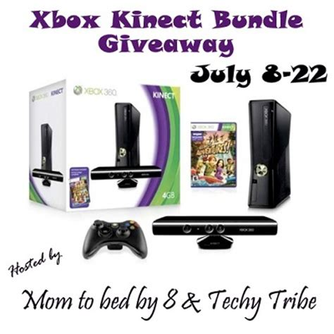 Free Xbox 360 Giveaway - xbox kinect bundle pack giveaway the bandit lifestyle