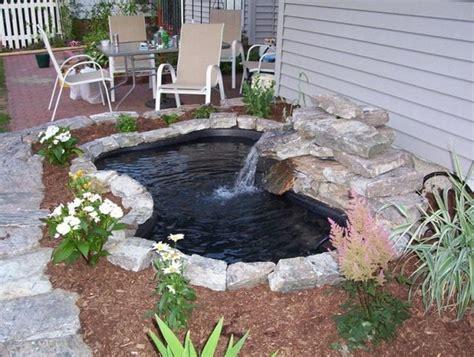 diy garden ideas 10 garden waterfalls and inspiration best 25 pond waterfall ideas on pinterest