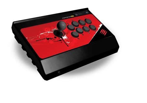 New Pro new quot pro quot arcade sticks from hori mad catz japan