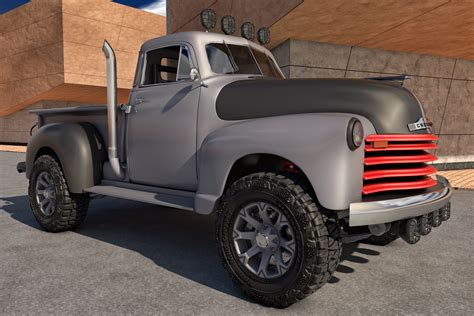 de truck 4x4 1951 chevy truck 4x4 imgkid com the image kid has it