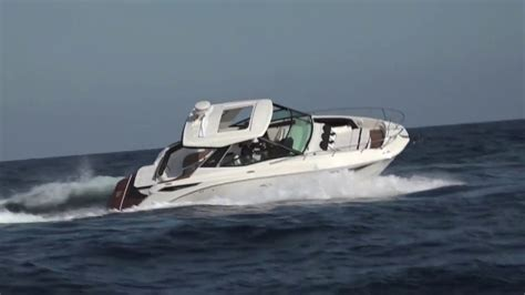 sea ray boat reviews sea ray 320 sundancer review motor boat yachting youtube