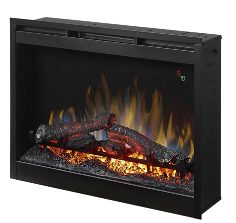 dimplex dfi2309 electric fireplace insert 26 quot dimplex electric firebox insert dfr2651l
