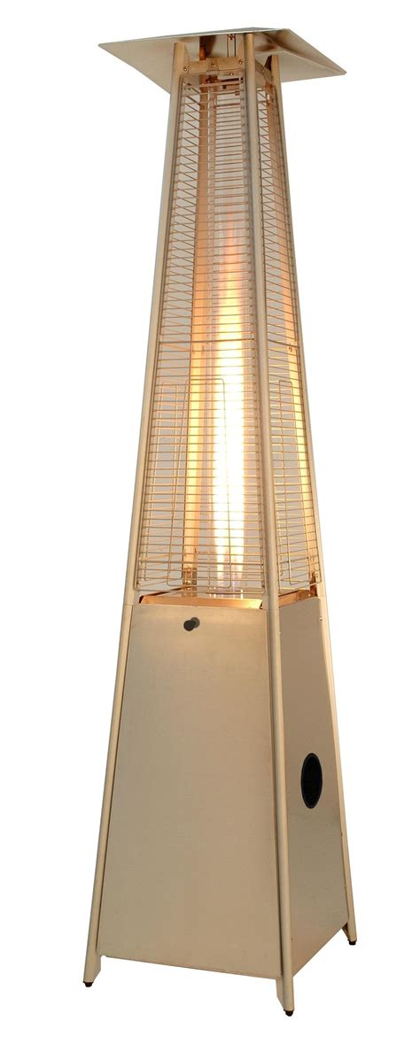 Amazon Com Az Patio Heaters Hlds01 Gtss Quartz Glass Az Patio Heaters