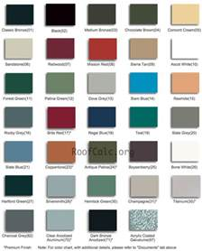 standing seam metal roof colors metal roof colors how to the right color for your house