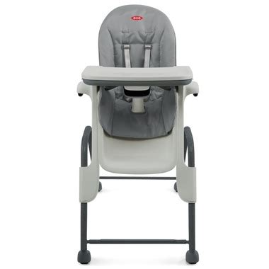 oxo seedling high chair buy oxo tot seedling high chair graphite grey at