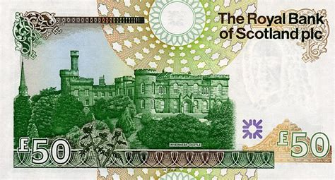 Letter Of Credit Royal Bank Of Scotland Scotland S 50 Pound Note Royal Bank Of Scotland