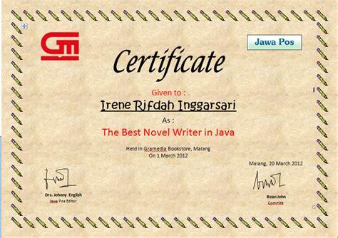 layout sertifikat coreldraw cara sederhana membuat sertifikat menggunakan ms word