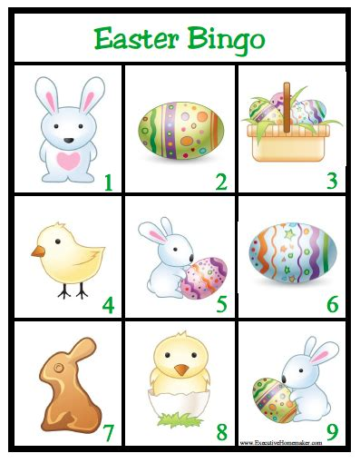 easter games 68 popular easter activities and crafts for kids tip junkie