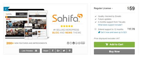 sahifa theme preview review of theme sahifa one of the best wordpress themes