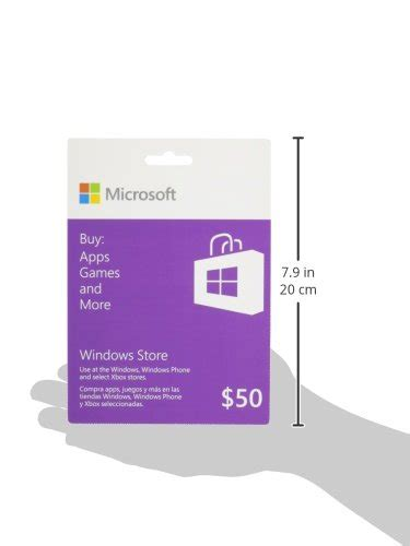 Buy Microsoft Gift Card Online - microsoft windows store gift card 50 value buy online in ksa accessory products