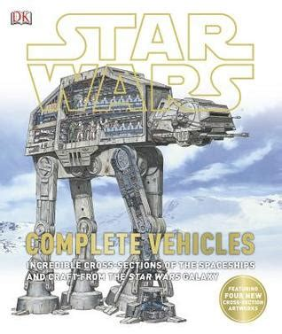 cross section books star wars complete cross sections of vehicles by hans