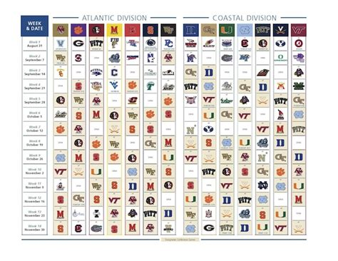 printable helmet schedule college football helmet schedule