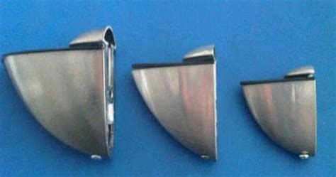 Daun Braket Slenting Kaca Adjustable Bracket Shelf Ambalan Ka T19 11 ambalan jepit kaca sirip hiu bintang hardware