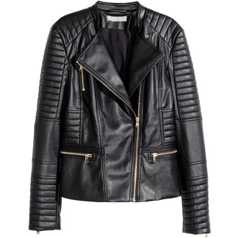 faux leather jacket unique h m biker jacket 52 226 164 liked