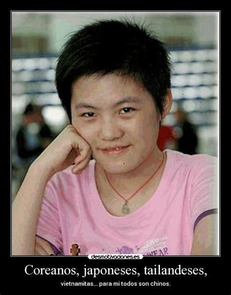 imagenes de coreanos y chinos coreanos japoneses tailandeses desmotivaciones
