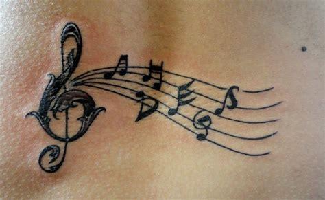 imagenes tatuajes musicales tatuajes musicales 187 ideas y fotograf 237 as