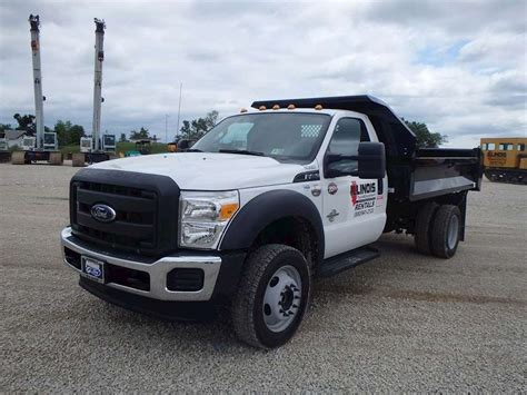 Truck Sales 2015 by 2015 Ford F450 Dump Trucks For Sale Used Trucks On