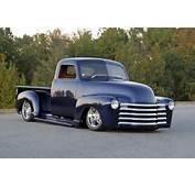 1952 Chevy Custom Truck Street Rod