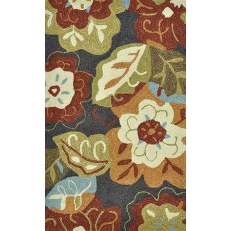 Summerton Collection Rug by Loloi Rugs Summerton Style Collection Black Multi 2