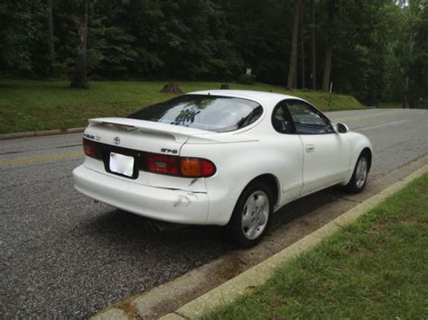 old car owners manuals 1992 toyota celica transmission control no reserve 1992 toyota celica gts 2 2l 5 spd manual for sale in middle river maryland