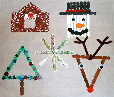 easy christmas crafts for kindergarten ye craft ideas