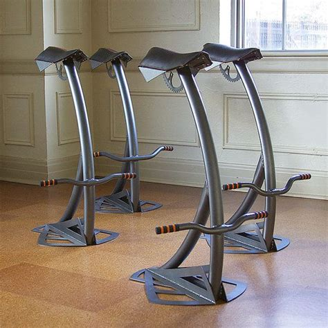 Bike Seat Bar Stool by Reserved For K71k 2 Peloton Bike Stools Count