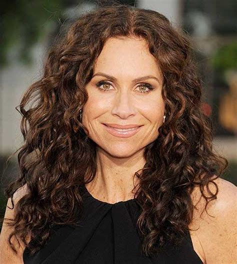 Older Women With Long Thick Hair | 20 best long hairstyles for curly hair hairstyles
