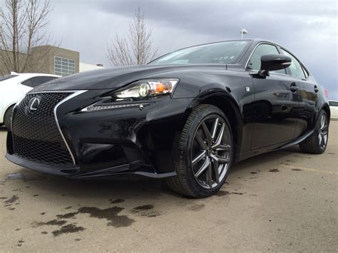 lexus sport car 4 door 2015 lexus is 250 f sport series 2 4 door car in
