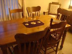 second hand dining table and chairs newry collections