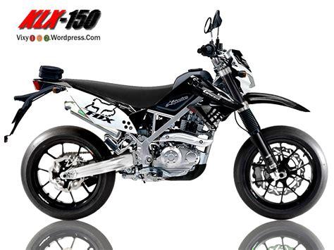 Gear Set Cbr 150 Npp modifikasi klx 150 supermoto motorcycle custome kawasaki