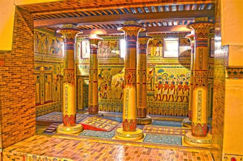 Royal Palace Floor Plans by Museum Plans To Restore Ancient Egyptian Throne Room