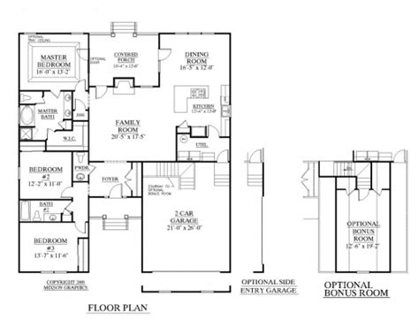 floor plan of residential house outstanding top residential blueprints on single story