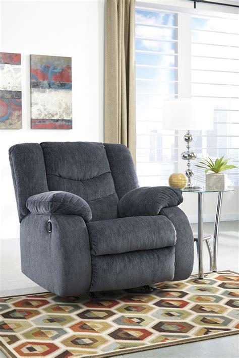 garek blue reclining sofa garek blue reclining living room set 92001 88 94