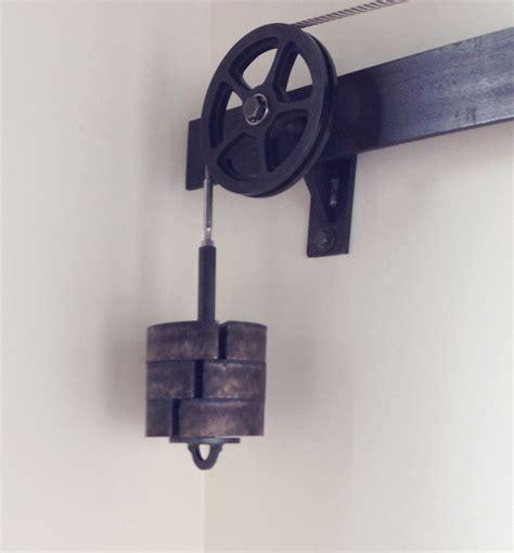 Door Weight by Flux Design Custom Fabrication In Portland Or
