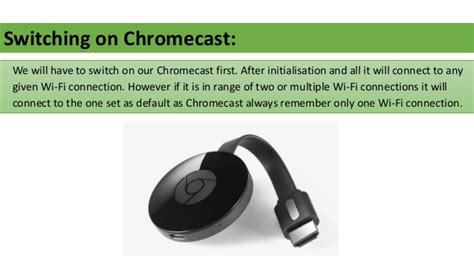 resetting wifi chromecast how to change your wi fi network on chromecast