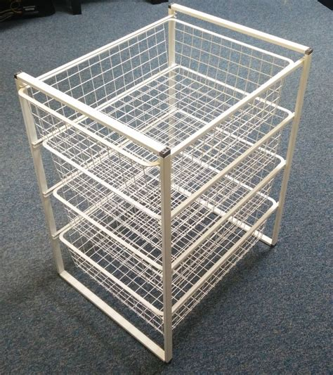 antonius basket insert clear 2 wire baskets and project life ikea antonius wire racking storage unit baskets draws