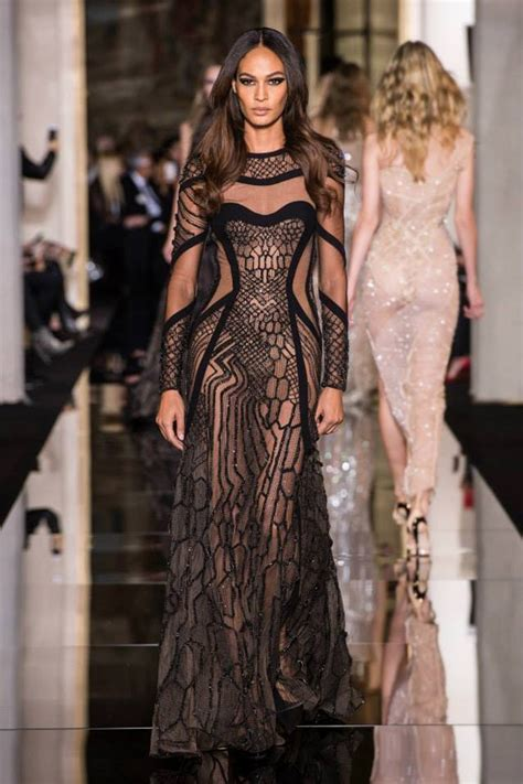 atelier versace spring summer  collection