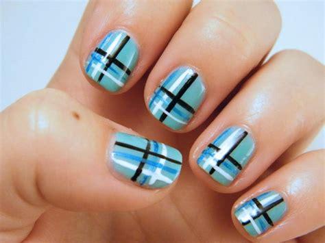 easy unique nails 55 stripe nail art ideas nenuno creative