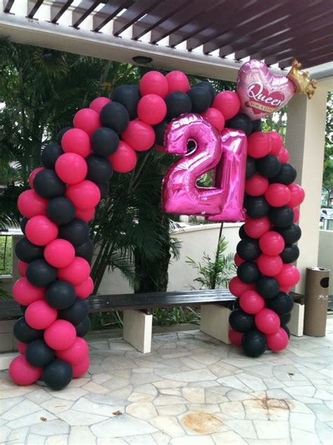 Beautiful Decorations For Your Home by Balloon Decorations My Jolly Town
