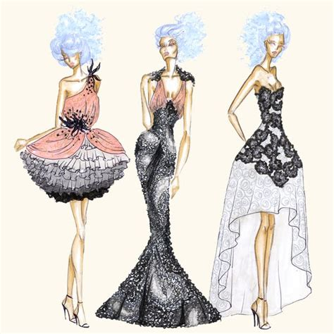 design fashion drawing fashion drawing 3d drawing