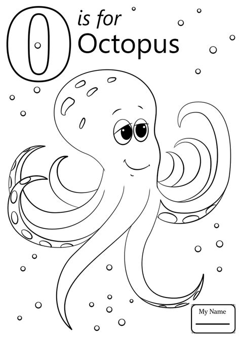 Letter O Coloring Pages by Letter O Alphabet Coloring Pictures Octagon Learning Pages