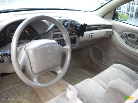 1998 Chevy Lumina Interior by Neutral Interior 1998 Chevrolet Lumina Standard Lumina