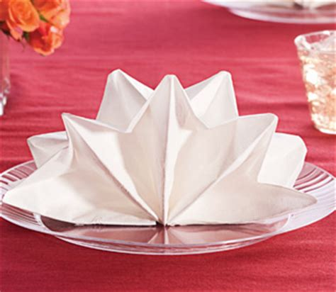 Paper Napkin Folding Designs - 15 best photos of fold paper into a folding paper