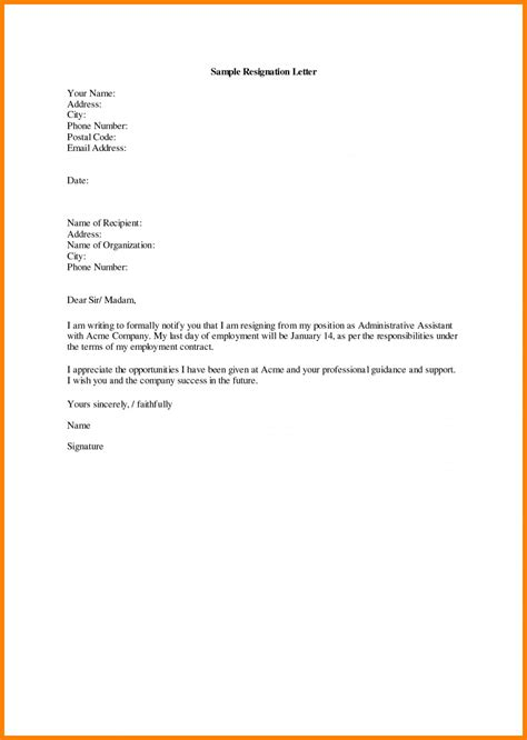 Letter Of Resignation Template Australia by Resignation Letter Format Australia Fresh 6 Letter Template How To Ssoft Co Best Of