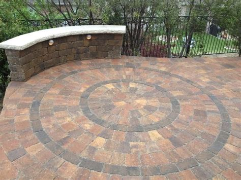 Circle Paver Patio Kits 15 Best Images About Paver Patios On Modular Design Colors And Patio