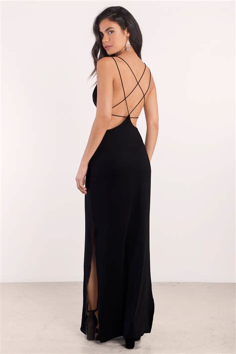 Open Back Maxi Dress wine maxi dress open back dress prom dress maxi
