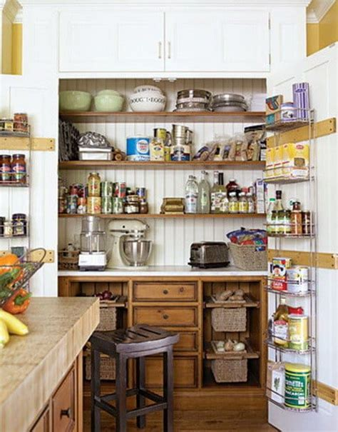 Kitchen Organizer Ideas 31 Kitchen Pantry Organization Ideas Storage Solutions Removeandreplace