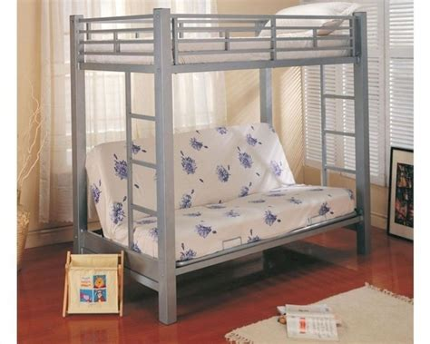 bunk bed with only top bunk bunk bed with only top bunk coaster furniture design twin