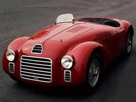 ferrari 125 s the ferrari 125 s sport v12 1947 the first racing