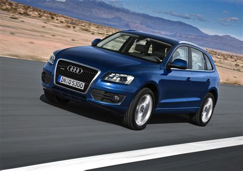 Review: 2011 Audi Q5 2.0 TFSI - The Truth About Cars Q 2011